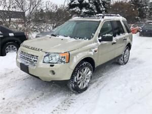 2008 Land Rover LR2 SE, Safety for On or QC INCL.