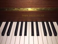 Upright antique piano for sale