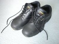 Doc Martens industrial work shoes