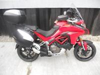 "Ducati Multistrada 1200S ""15 Plate"" Fully Loaded and Fantastic Condition"