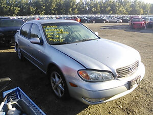 INFINITI I30 & I35 (2000/2005 / FOR PARTS PARTS ONLY)