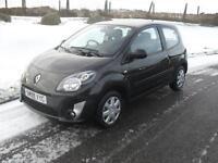 Renault Twingo 1.2 Extreme 2010 63720 Mls MOT 1/2/18 Black 2 KEYS Clean Tidy