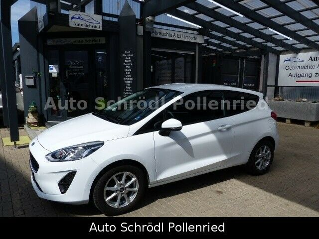 Ford Fiesta Trend 1.0 WINTER-PAKET KLIMA BLUETOOTH