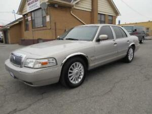2009 MERCURY Grand Marquis LS Ultimate Loaded Leather ONLY 123Km