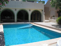 Luxury home with pristine golf course view -  El Cid gated commu