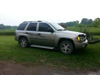 2002 Chevrolet Trailblazer SUV, Crossover