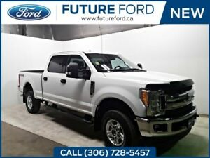 2017 FORD SUPER DUTY F250 SRW XLT-6.2L-REMOTE START-SPRAY IN LIN