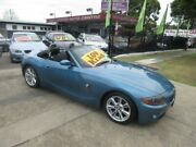 2004 BMW Z4 E85 2.5I Blue 5 Speed Auto Steptronic Roadster New Lambton Newcastle Area Preview