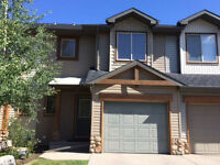Fantastic Cochrane 3- bdrm Townhouse,  walk to River & Shopping