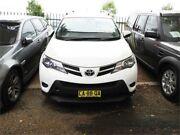 2014 Toyota RAV4 ASA44R MY14 GX AWD White 6 Speed Sports Automatic Wagon Minchinbury Blacktown Area Preview