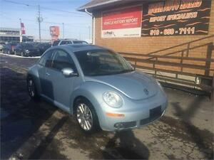 2009 Volkswagen New Beetle Coupe**ONLY 102 KMS**AUTO***LEATHER