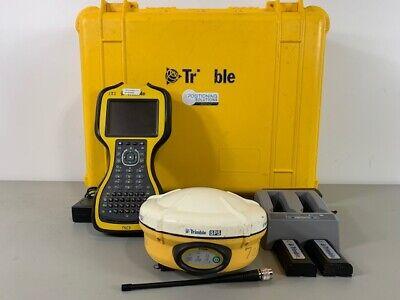 Trimble Sps882 Receiver Uhfgpsgnss Glonass Rtk W Tsc3 Scs900 Used