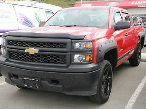 2015 Chevrolet Silverado 1500 4x4 Crew Cab 5.75 ft. box 143.5 in