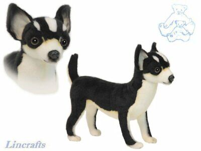 Hansa Black & White Chihuahua 6367 Soft Toy Dog from Lincrafts Established...