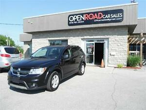 2011 Dodge Journey SXT**Clean Carproof**7 Seater**1YR Warranty