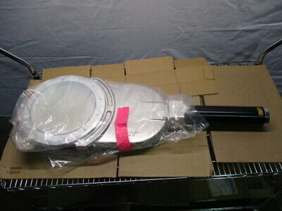 VAT 12148-PA24-AKW1/0008 Pneumatic Gate Valve, Vacuum, RS1177