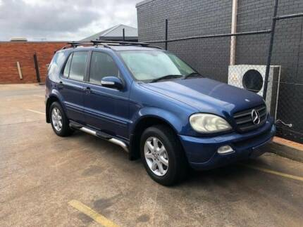 2001 – 2005 MERCEDES ML270 CDI W163 BLUE WRECKING PARTS – M22066 Villawood Bankstown Area Preview