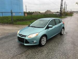 2012 Ford Focus SE Safety e test $6600+hst