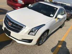 2015 Cadillac ATS AWD / LOADED / NO PAYMENTS FOR 6 MONTHS !!