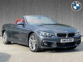 image for 2020 BMW 4 Series 435D Xdrive M Sport 2Dr Auto [Professional Media] Convertible