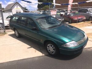 1999 FORD FALCON AU FORTE 4.0LTR 6-CYL AUTO WAGON ( LOW KLM'S )  Bayswater Bayswater Area Preview