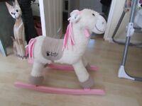 Babys rocking horse