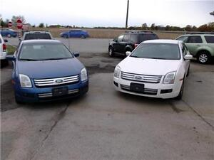 2009 Ford Fusion SE! Safety & E Tested! 3 Year Warranty!!!