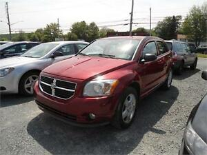 2009 Dodge Caliber sxt with cruise control