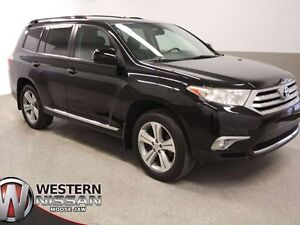 2011 Toyota Highlander -AWD - Only 63,000Kms  - Heated Leather