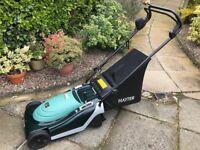 Hayter Spirit 41 electric lawnmower (240 volt)