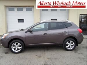 2009 NISSAN ROGUE SL 4X4 WE FINANCE ALL EASY FINANCE