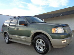 2006 Ford Expedition EDDIE BAUER-4X4--8 PASSENGERS--AMAZING