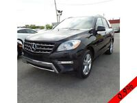MERCEDES ML350 BLUETEC NAVIGATION- CAMERA -A/C DOUBLE-TOIT- CUIR
