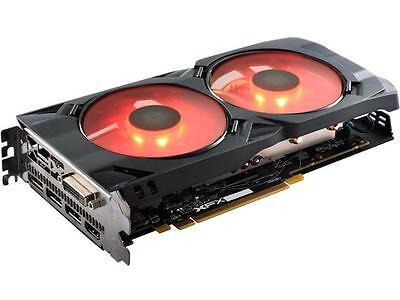 XFX Radeon RX 480 DirectX 12 RX-480P8LFR6 8GB 256-Bit GDDR5 PCI Express 3.0 Cros