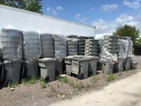 Garbage collection bins