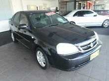 2007 Holden Viva JF Equipe Black 5 Speed Manual Wagon Haberfield Ashfield Area Preview