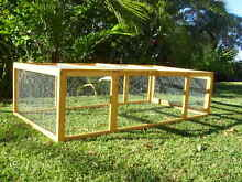 Chicken Rabbit Large Run Extension for Somerzby Villa coop hutch Somersby Gosford Area Preview