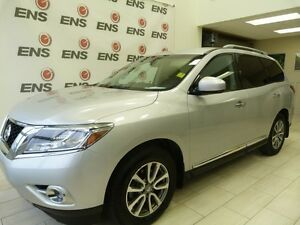 2013 Nissan Pathfinder SL Leather