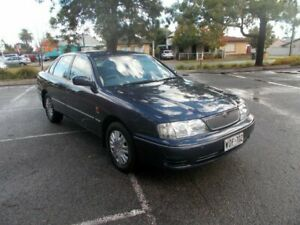 2001 Toyota Avalon MCX10R CSX Navy Blue 4 Speed Automatic Sedan Alberton Port Adelaide Area Preview