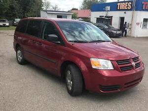 2008 Dodge Grand Caravan SE,PL,PW,RADIO,CD,ALLOYS CERTIFIED