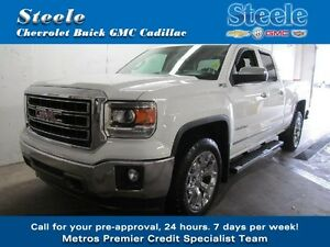 2014 GMC SIERRA 1500 SLT 4x4 Just off Lease & 5.3L