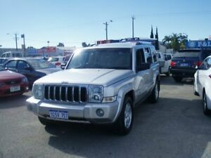 2008 Jeep Commander Anniversary Edition Tiptronic Wagon Kenwick Gosnells Area Preview