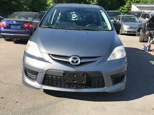 2008 Mazda MAZDA5 GT,PL,PW,AC,RADIO,CD,CERTIFIED