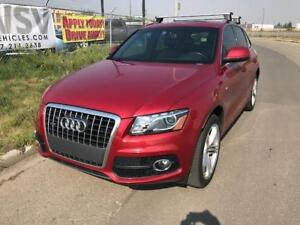 2011 Audi Q5 2.0L S-Line/ BLUETOOTH/ BACKUP CAMERA