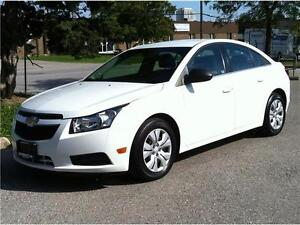2012 CHEVROLET CRUZE AUTOMATIC - ONLY 32,000KM|FACTORY WARRANTY