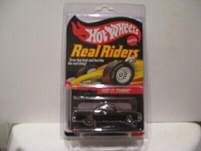 HOT WHEELS RLC REAL RIDERS SERIES 8 1980 ELCAMINO  (#4920/7500)