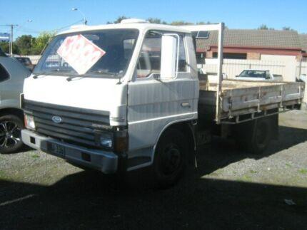 1985 Ford Trader 0409 2000KG SWB White 3.5l 4x2 Manningham Port Adelaide Area Preview