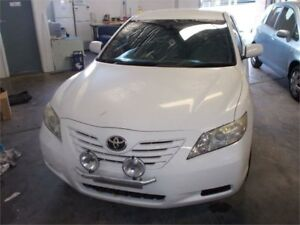 2007 Toyota Camry ACV40R Altise Glacier White 5 Speed Automatic Sedan Fyshwick South Canberra Preview