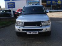 Land Rover RANGE ROVER SPORT 2.7 TD V6 SE 5dr, 2005 model, FSH, Cambelt done at 90K