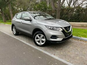2019 Nissan Qashqai J11 Series 2 ST X-tronic Silver 1 Speed Constant Variable Wagon Hawthorn Mitcham Area Preview